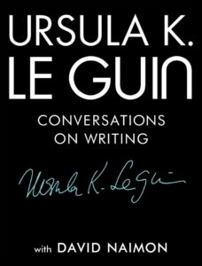 Conversations on Writing