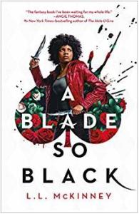 A Blade So Black by L. L. McKinney