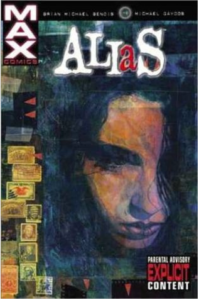 Alias Vol 1 by Brian Michael Bendis and Michael Gaydos